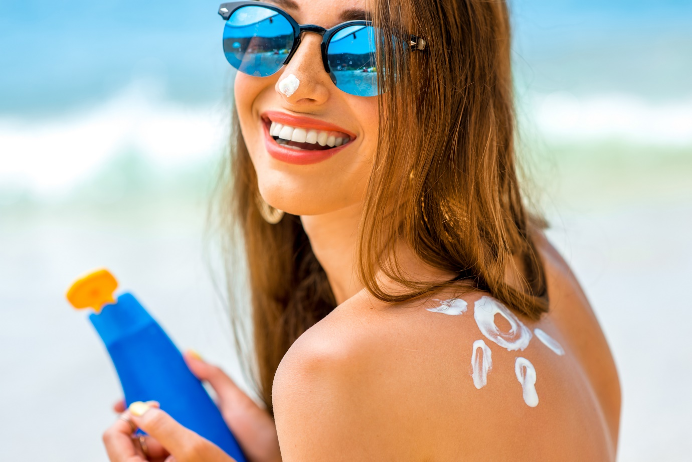 selling beauty products in summertime