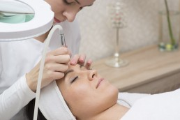 What is a galvanic facial?
