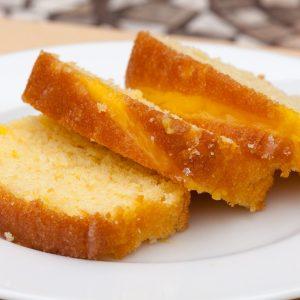 spafternoon tea Lemon Drizzle Cake